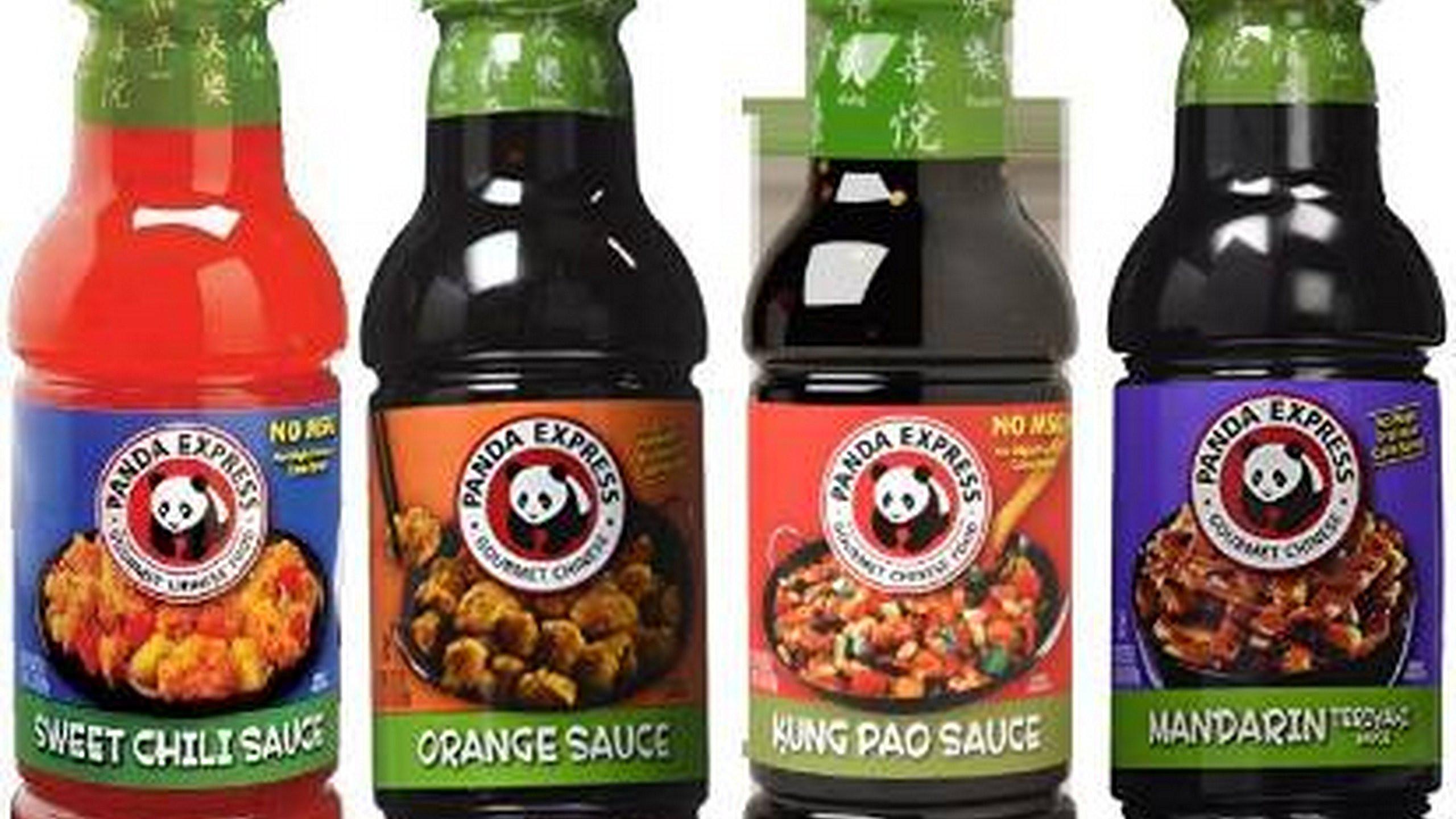 Panda Express Sauces  panda express mandarin teriyaki sauce recipe