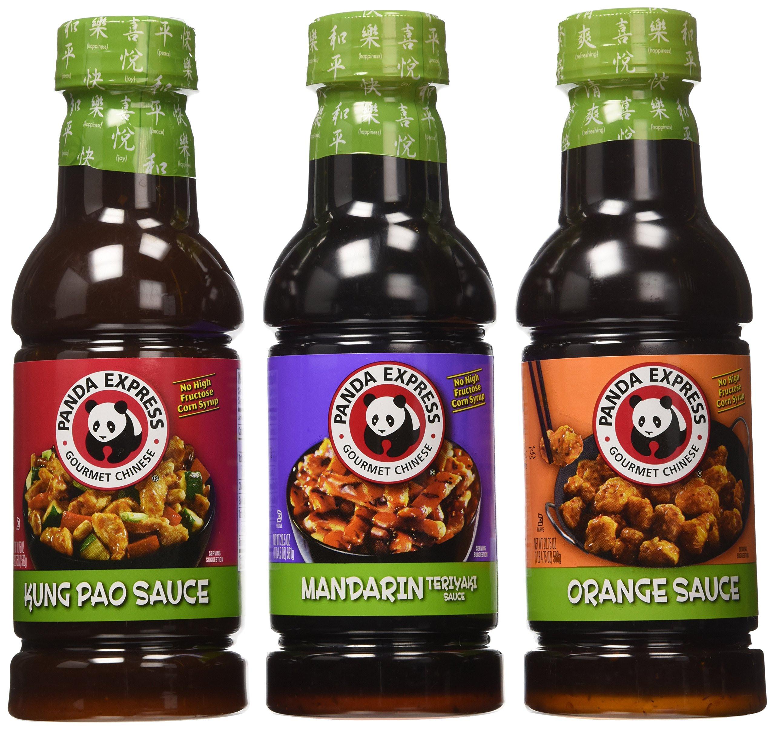 Panda Express Sauces  Amazon Panda Express Sweet Chili Sauce 20 75 Ounce