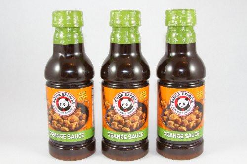 Panda Express Sauces  Amazon Panda Express Variety Sauce Package 20 5oz