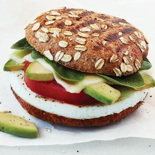 Panera Bread Avocado Egg White & Spinach Breakfast Power  Panera Bread Pikesville MD