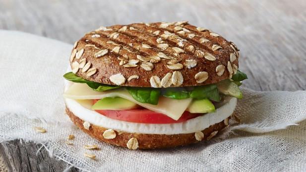 Panera Bread Avocado Egg White & Spinach Breakfast Power  News Panera Bread 2014 Summer Menu
