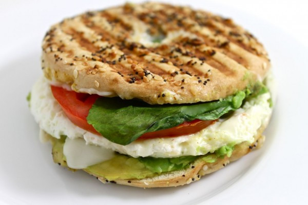 Panera Bread Avocado Egg White & Spinach Breakfast Power  Panera Egg White Avocado and Spinach Power Breakfast