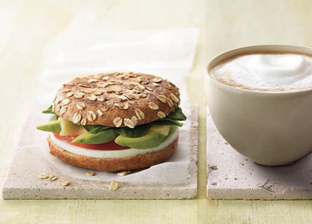 Panera Bread Avocado Egg White & Spinach Breakfast Power  The Healthiest Order At Every Restaurant Chain