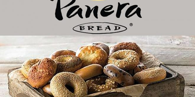 Panera Bread Bagels  Free Bagel or Coffee at Panera Bread EVERY DAY IN MAY at