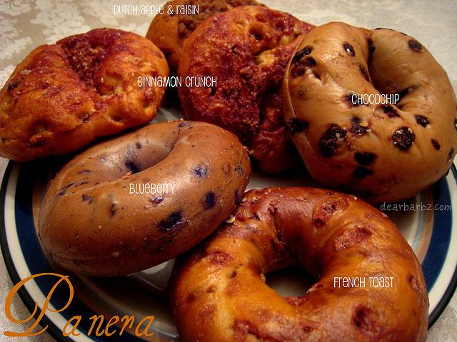 Panera Bread Bagels  Panera Bagels