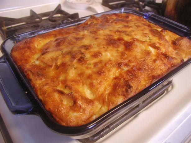 Panera Bread Breakfast Time  Panera Saint Louis Bread Cos Asiago Bagel Breakfast Bake