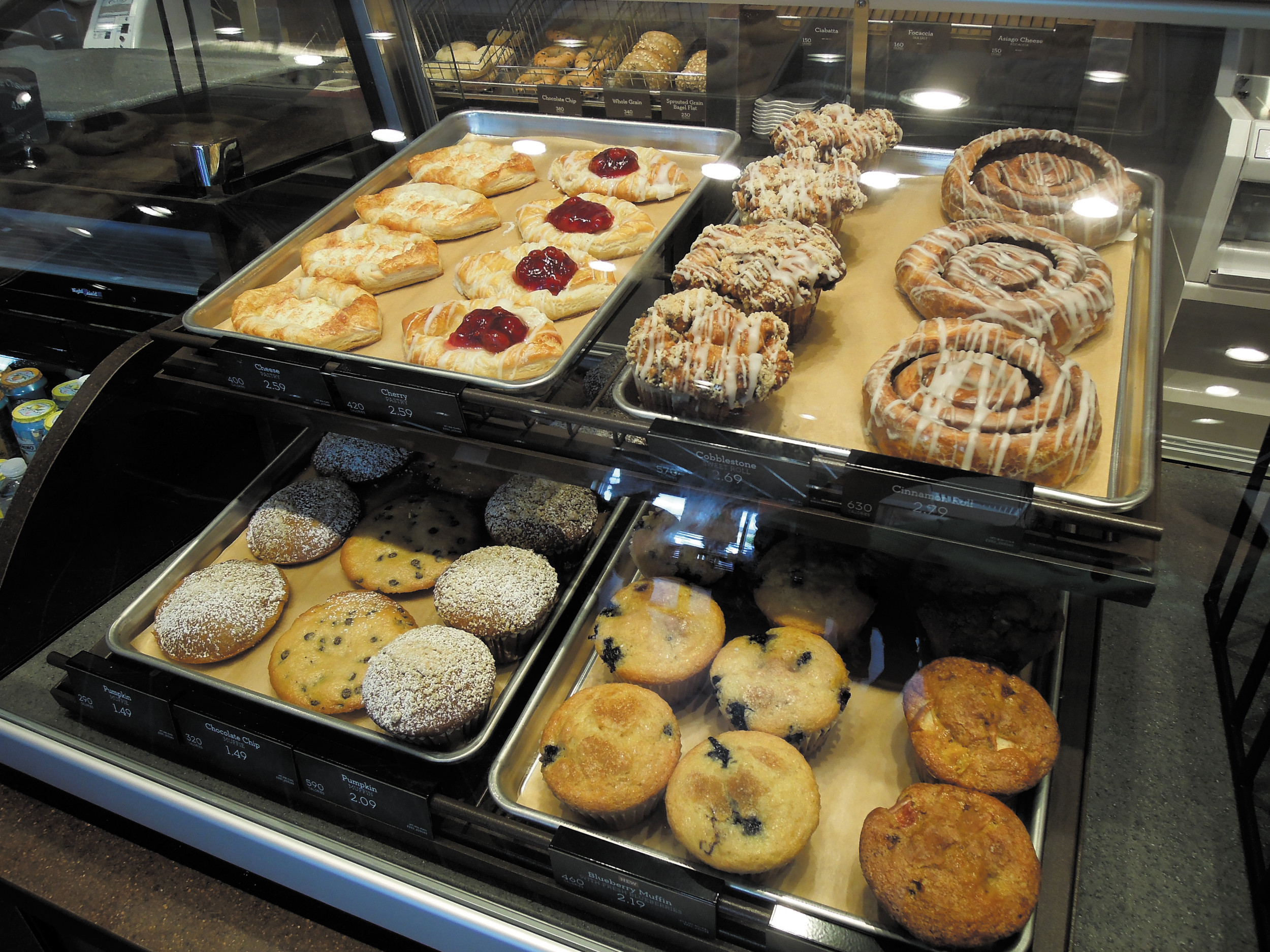 Panera Bread Breakfast Time  Panera opens second Westminster location