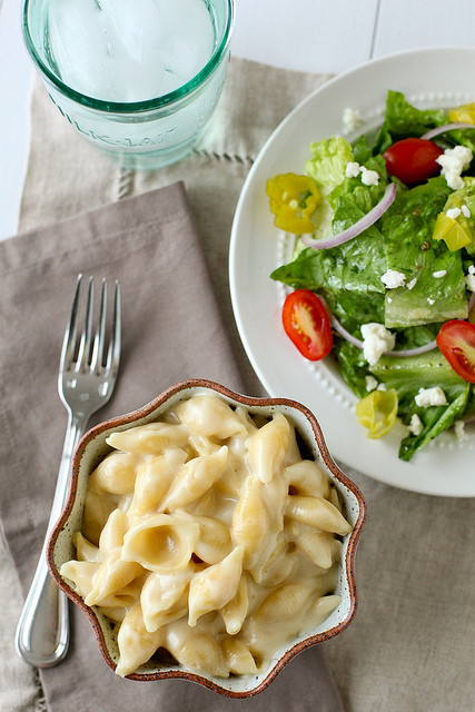 Panera Bread Mac And Cheese Recipe  Panera Mac and Cheese Everyday Annie