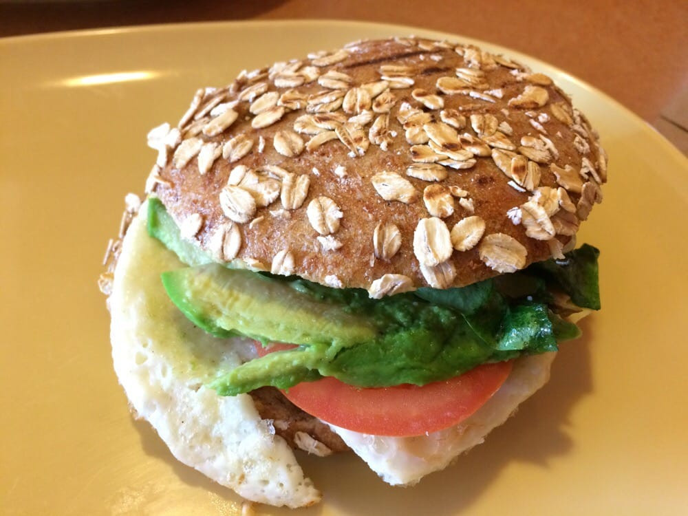 Panera Bread Turkey Sausage Egg White & Spinach Breakfast Power  turkey avocado sandwich panera