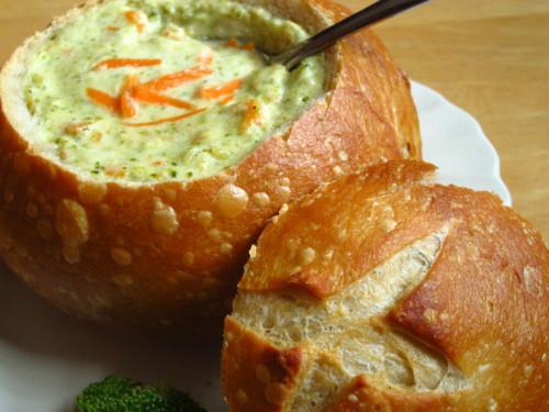 Panera Broccoli Cheddar Soup  Panera Inspired Broccoli Cheddar Soup