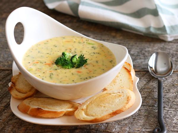 Panera Broccoli Cheddar Soup  Top Secret Recipes