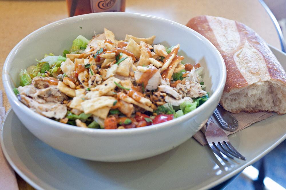 Panera Chicken Salad  My trip to Panera Bread and the Inevitable Salad Craving