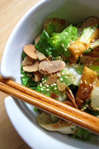Panera Chicken Salad  Panera Inspired Asian Sesame Chicken Salad