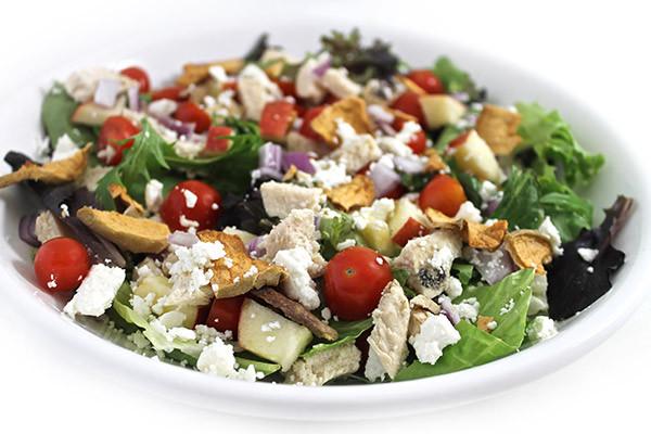 Panera Chicken Salad  Panera Fuji Apple Chicken Salad Made Skinny with Weight
