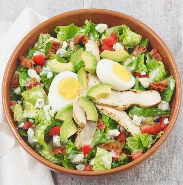 Panera Chicken Salad  10 Salads That Have More Fat and Calories Than a Big Mac
