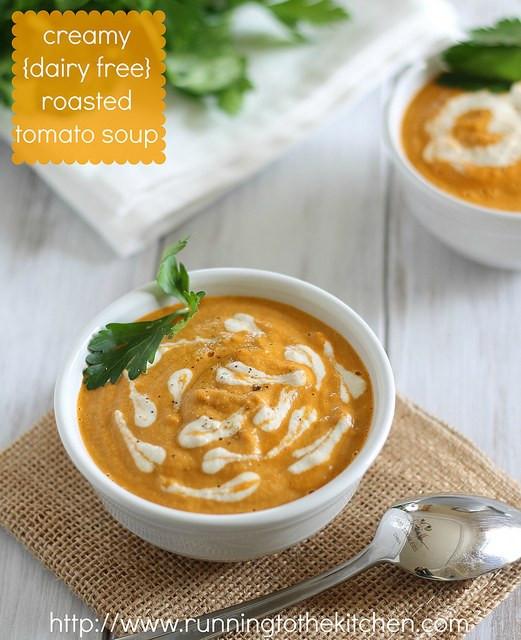 Panera Tomato Soup  creamy tomato soup panera recipe