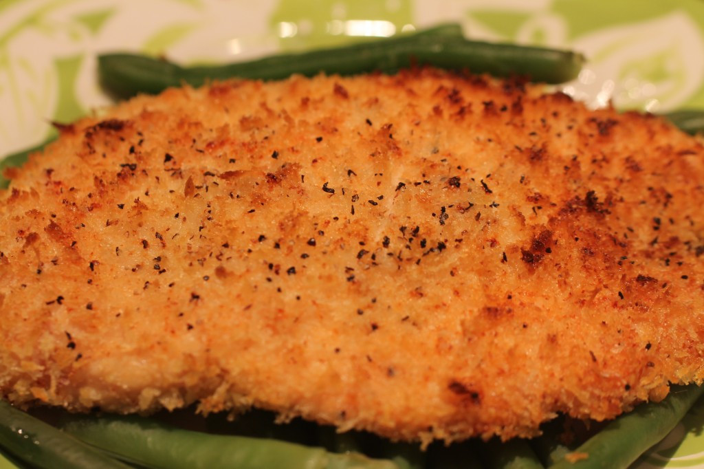 Panko Baked Chicken  Baked Chicken Panko in less than an hour