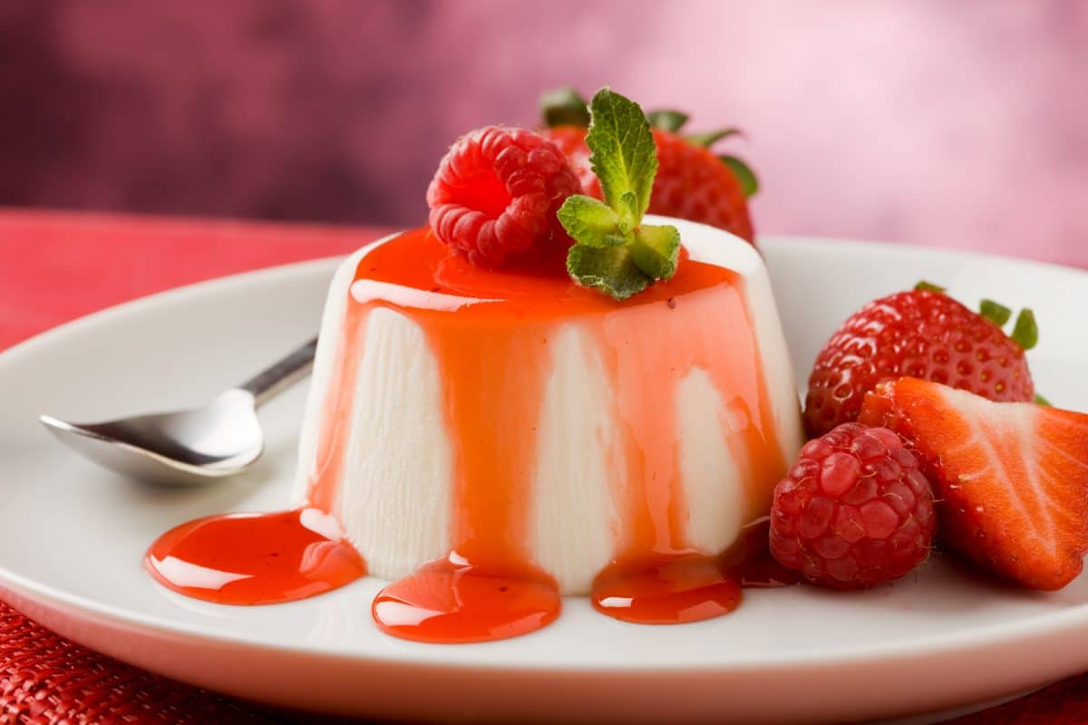 Panna Cotta Desserts  Panna Cotta