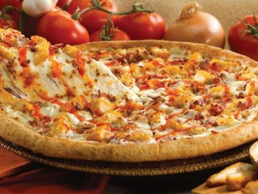Papa John'S Buffalo Chicken Pizza  Papa Murphy spices up menu