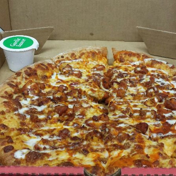 Papa John'S Buffalo Chicken Pizza  Foodspotting