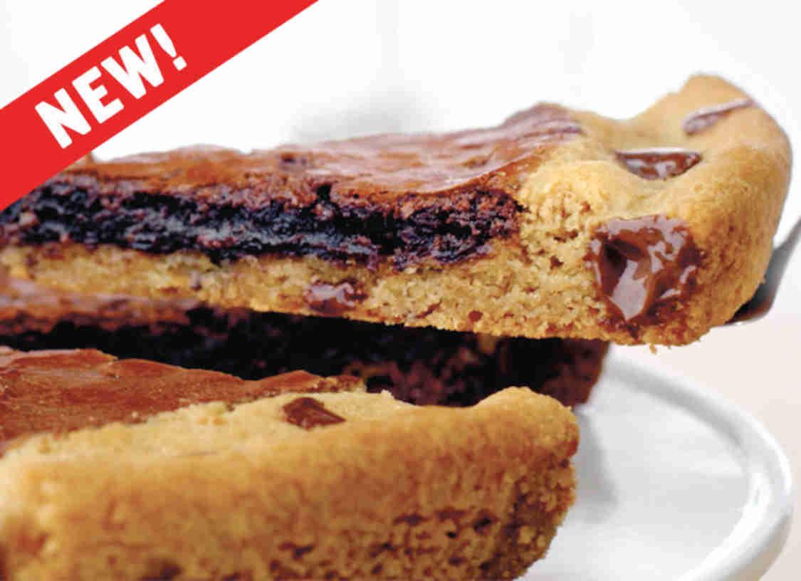Papa John'S Desserts  Papa John s fering New $6 Brookie Dessert Fast Food Geek