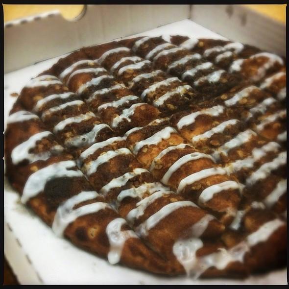 Papa John'S Desserts  Papa John s Menu Honolulu HI Foodspotting