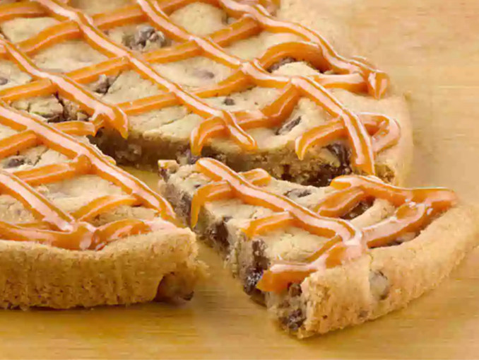 Papa Johns Desserts  Papa John's Introduces New Salted Caramel Desserts Chew Boom