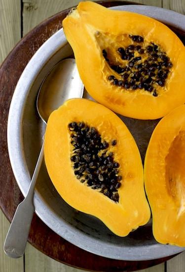 Papaya Dessert Recipe  Vegan Dessert – Papaya Mousse