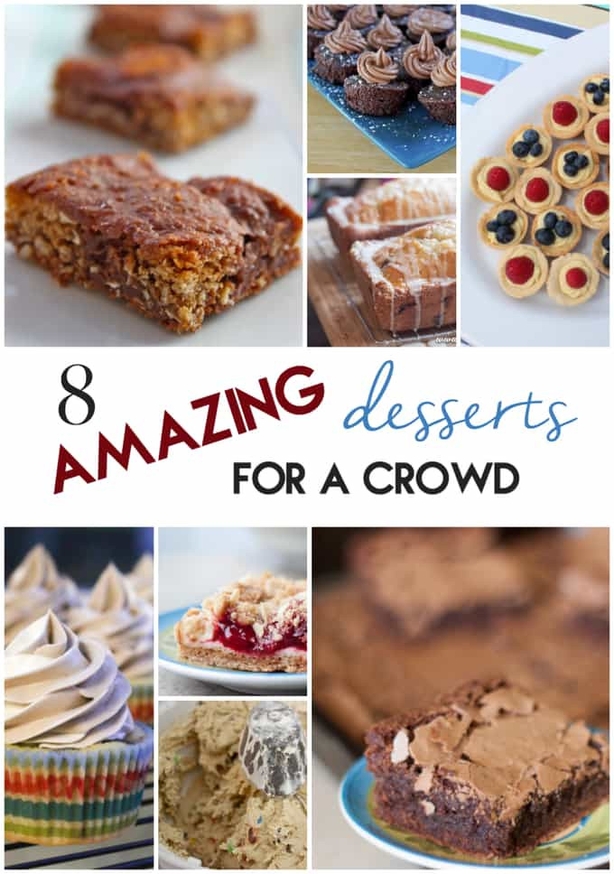 Party Desserts For A Crowd  8 Amazing Desserts for a Crowd