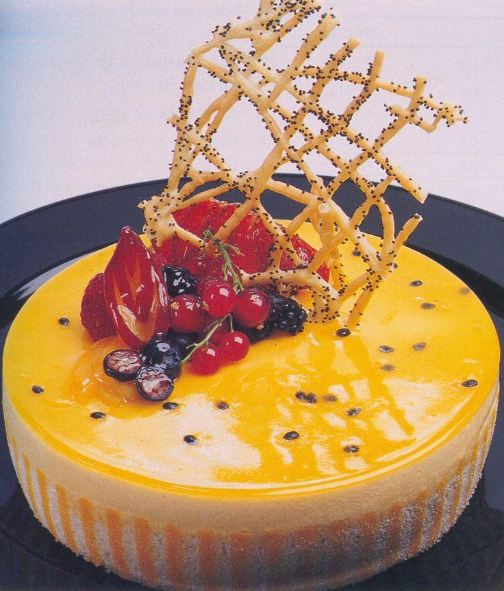 Passion Fruit Desserts  17 Best images about Passion Passion fruit on Pinterest