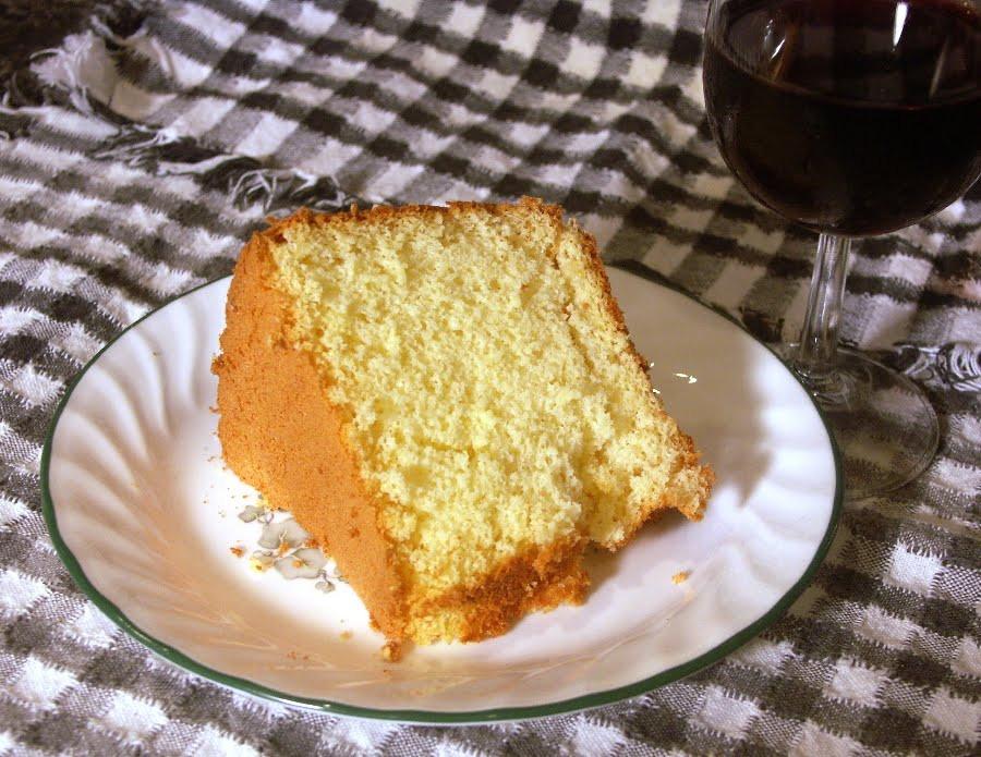 Passover Sponge Cake  Classic Passover Sponge Cake