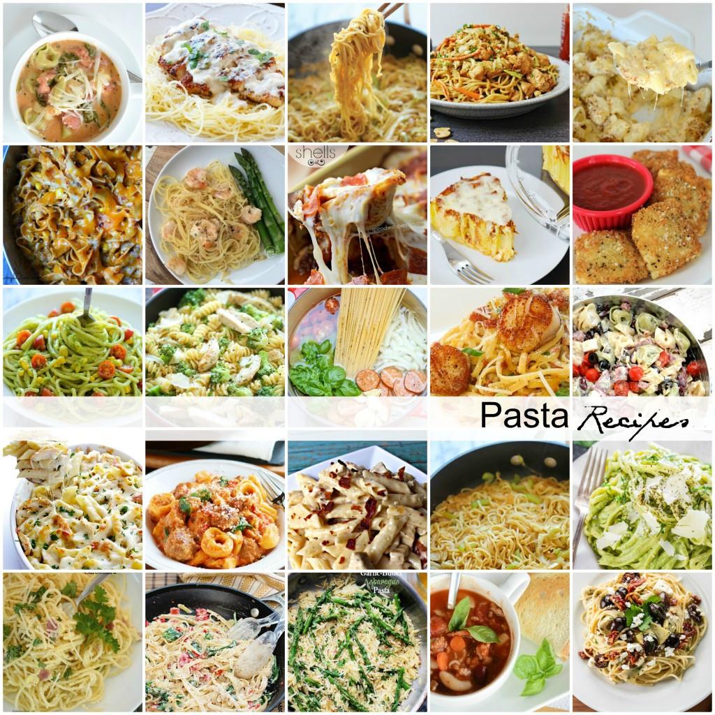 Pasta Dinner Ideas  Easy Weeknight Dinner Recipes The Idea Room