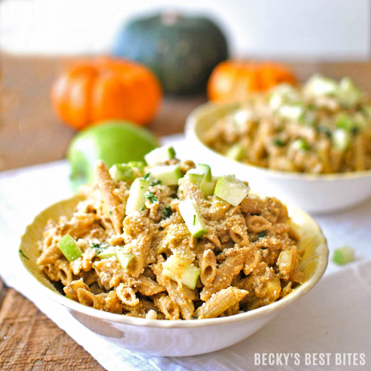 Pasta Dishes For Dinner  Flavors of Fall Pasta Dinner