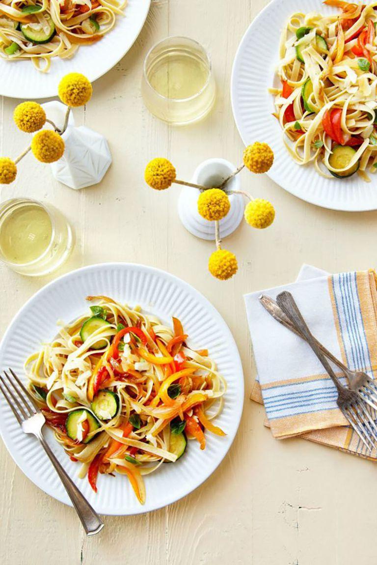 Pasta Dishes For Dinner  25 Healthy Pasta Recipes Light Pasta Dinner Ideas