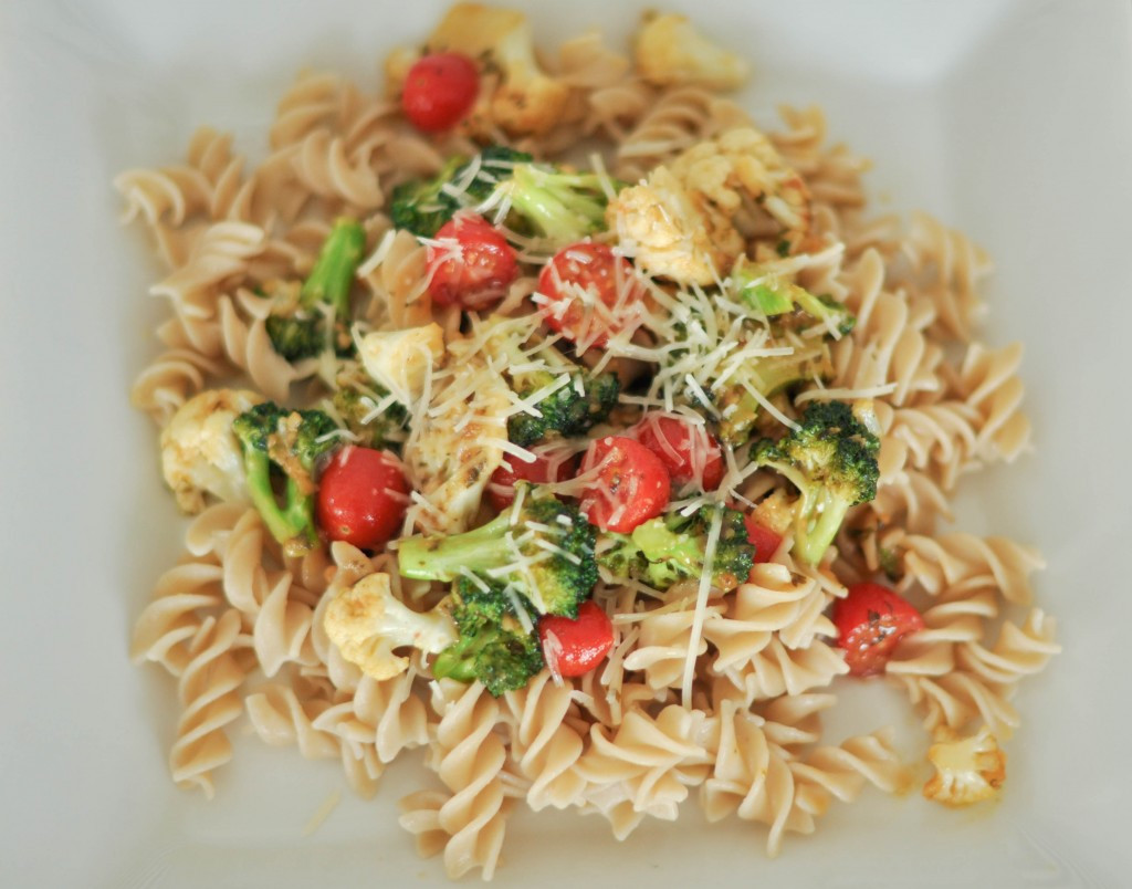 Pasta Idea For Dinner  A quick and easy dinner recipe with Land O Lakes Sauté