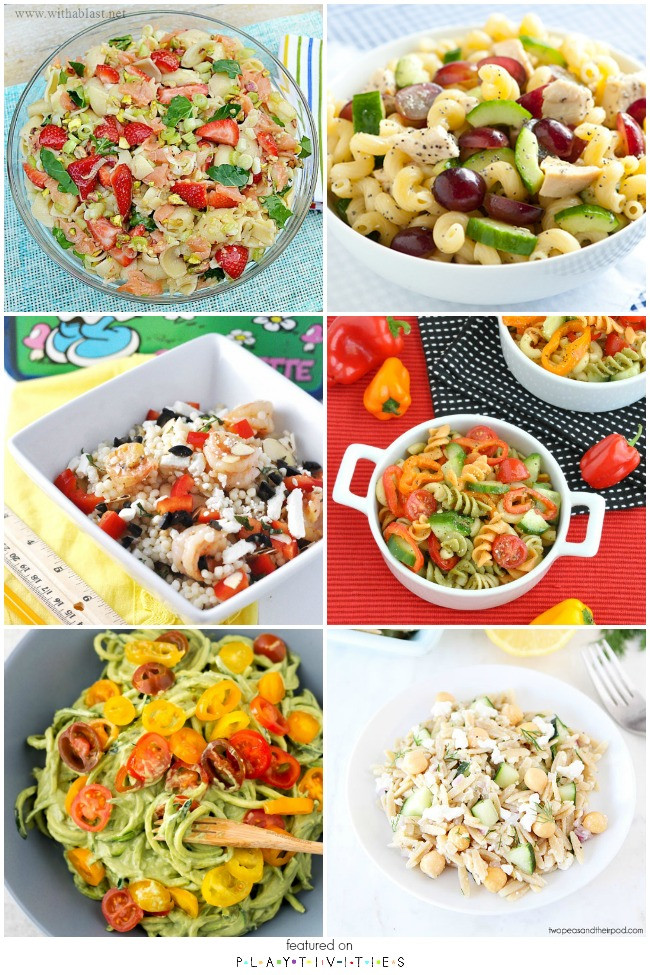 Pasta Recipes For Kids  Pasta Salads Your Kids Will Not Stop Eating PLAYTIVITIES