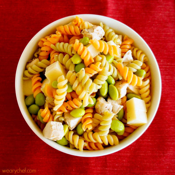 Pasta Recipes For Kids  Kid Friendly Pasta Salad The Weary Chef
