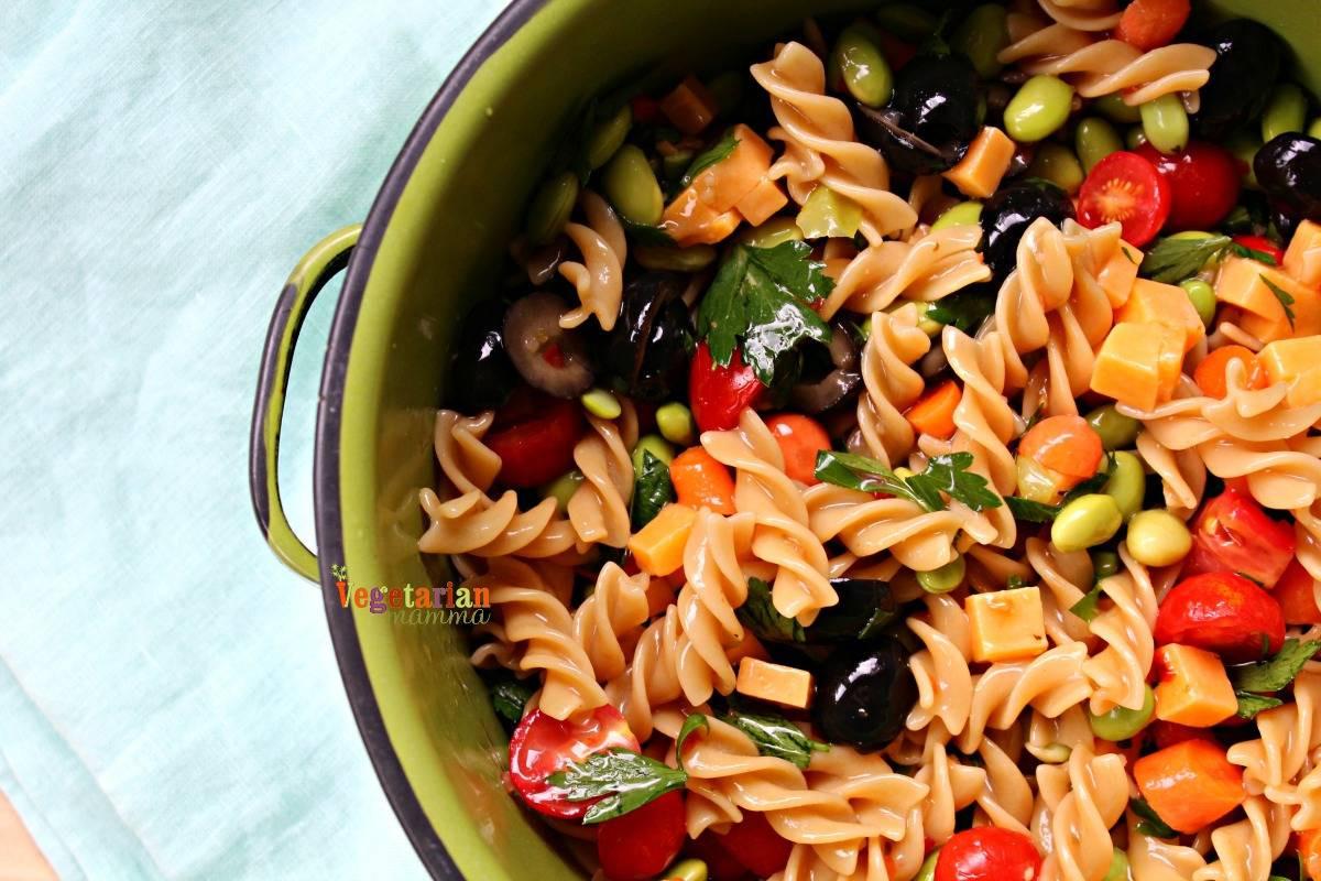 Pasta Recipes For Kids  Kid Friendly Pasta Salad