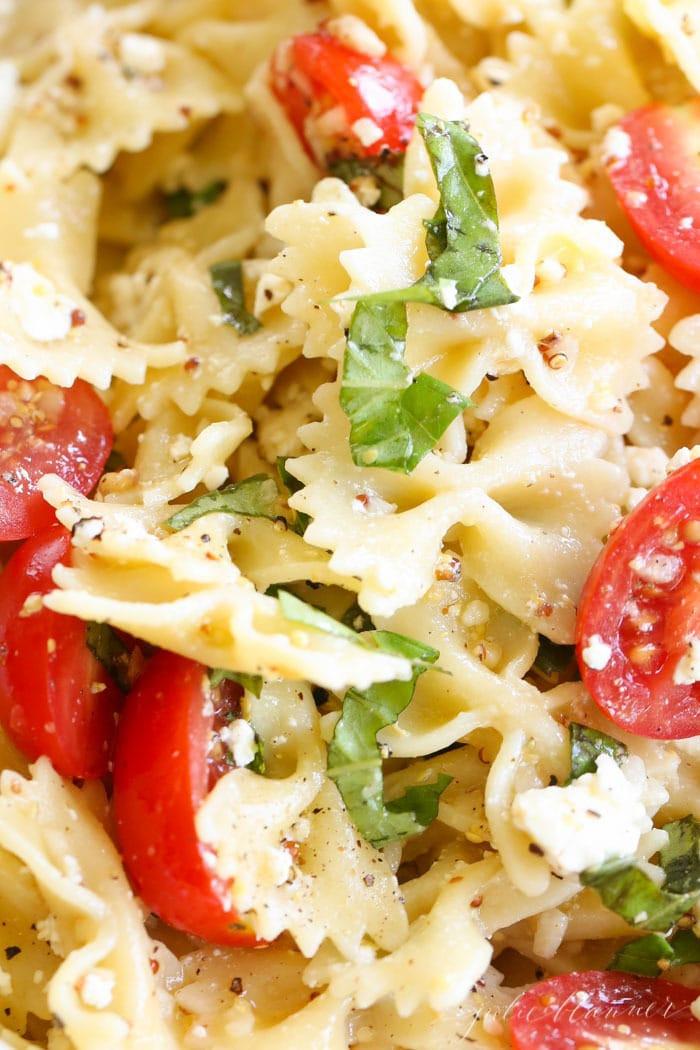 Pasta Salad Recipes Easy  Easy Pasta Salad Recipe