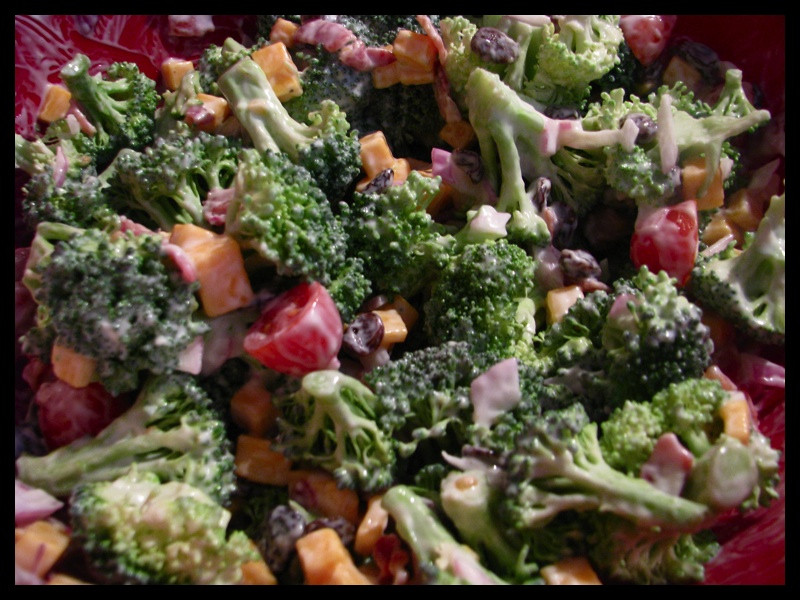 Paula Deen Broccoli Salad  Macaroni Salad Paula Deen cheap new car