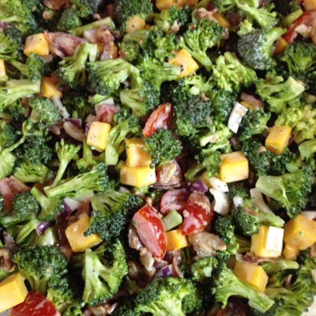 Paula Deen Broccoli Salad  Best 25 Paula deen broccoli salad ideas on Pinterest
