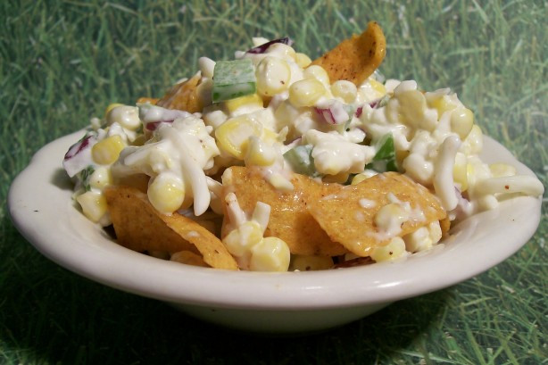 Paula Deen Corn Salad  Paula Deens Corn Salad Recipe Food