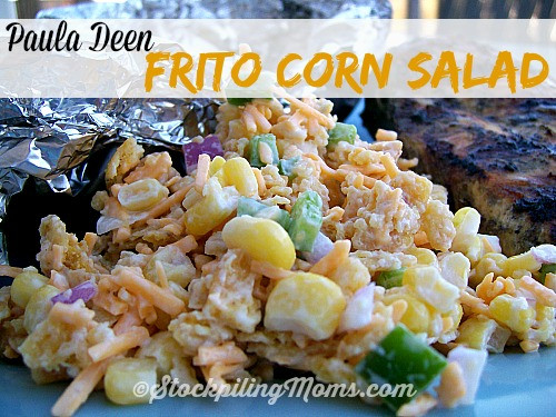 Paula Deen Corn Salad  Paula Deen Frito Corn Salad