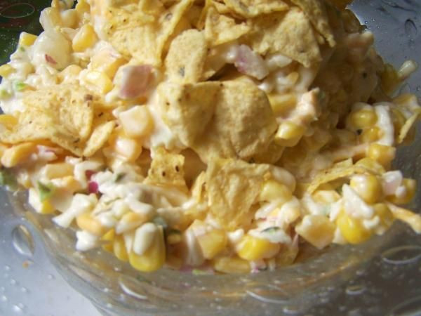 Paula Deen Corn Salad  Paula Deen s Corn Salad Recipe