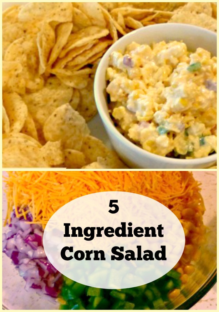 Paula Deen Corn Salad  Corn Salad Recipe from Paula Deen that is Perfect for Parties