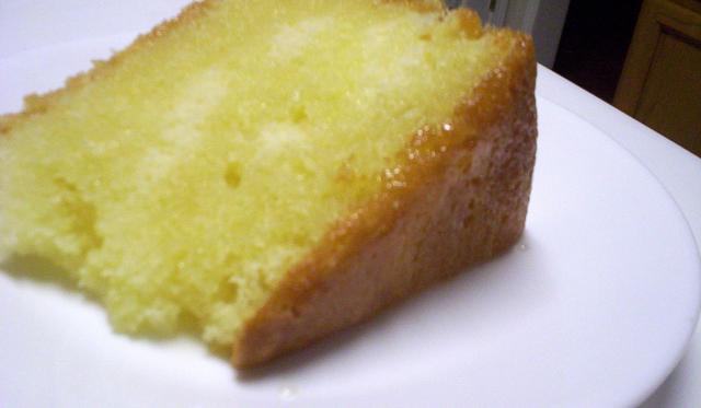 Paula Deen Lemon Pound Cake  Best Pound Cake