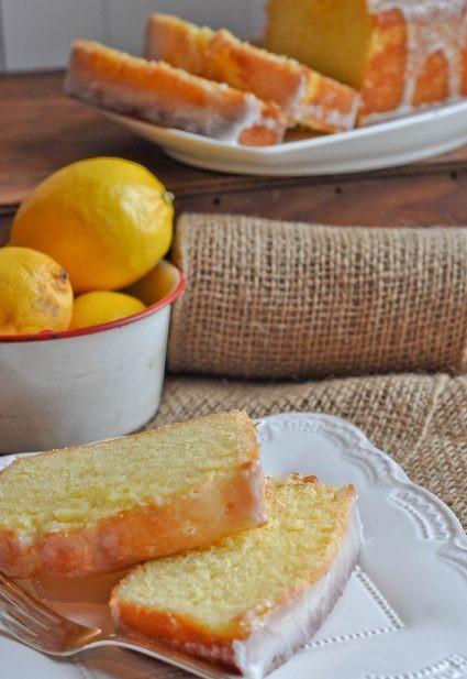 Paula Deen Lemon Pound Cake  paula deen lemon pound cake recipes from scratch