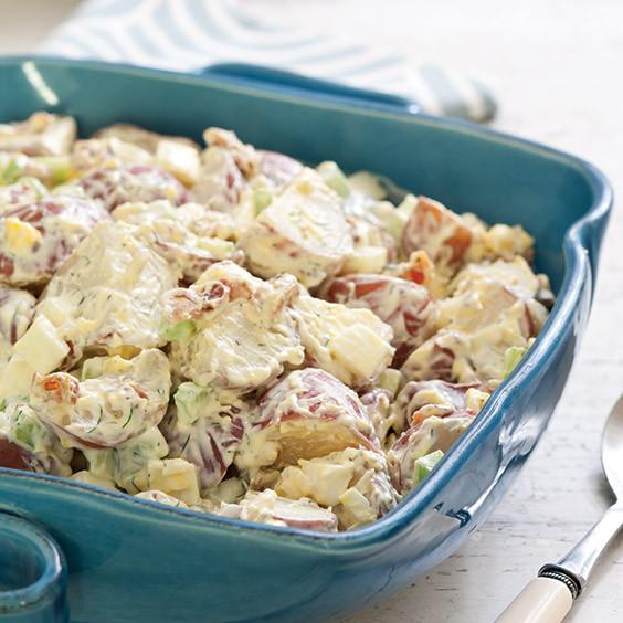 Paula Deen Potato Salad  Old Fashioned Potato Salad Paula Deen Magazine