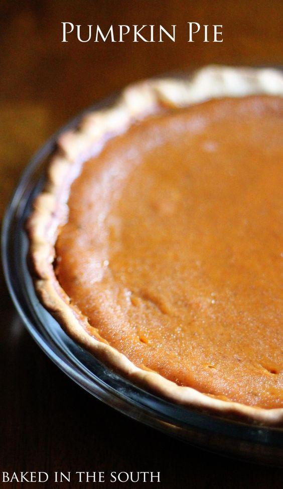 Paula Deen Pumpkin Pie  Paula deen Pumpkin pies and Pumpkins on Pinterest
