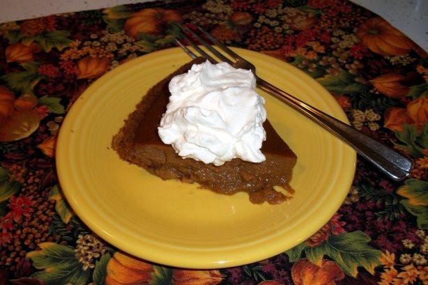 Paula Deen Pumpkin Pie  Paula Deens Apple Butter Pumpkin Pie Recipe Food
